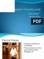 NEW - Philippine Cinema and Society