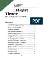 Timer 2 Manual 2007