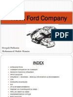 Rock Ford Company Ppt