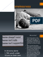 Youth Homelessness Project