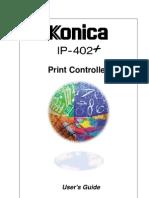 Print Controller IP402