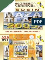 XIX Congreso Internacional Fedsin Mazatlan 2009