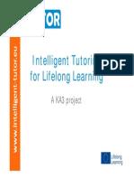 Intelligent Tutoring for Lifelong Learning