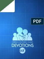 Christ Centered Family Devotions