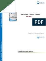 CFA Level 1 Corporate Finance E Book - Part 4