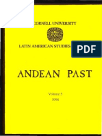 Andean Past Volume 5 Optimized
