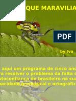 Maravilia Da Lingua Portugueza