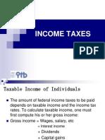 Bab 11 Income Taxes