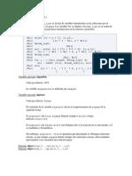 C++ Ecuaciones