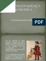 EXPLOTACIÓN SOCIAL Y ECÓNOMICA
