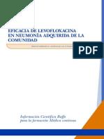 Levofloxacina y Cultivos en Neumonia