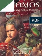 Callejo Jesus - Gnomos - Guia De Los Seres Magicos De España.pdf