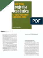 Mendez, Ricardo. Geografia Económica.