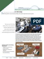 Fluid Level Sensors in Oil & Gas - Gems Sensors & Controls