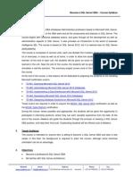 Become a SQL Server DBA - Course Syllabus