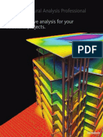 Autodesk Robot Structural Analysis Professional Brochure
