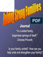 Strengthening Families Powerpoint