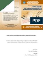 Analisis SI Dan SKL Matematika SMP