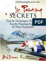 Acrylic Painting Book 1