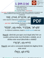 03. Ebraica (Sva, Maqqef, Qamet Hatuf, Mappiq)