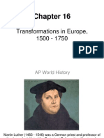 AP World History CH 16