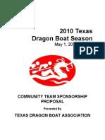 2010 Community Team Proposal