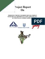 130700095 Hul Shakti Project Report