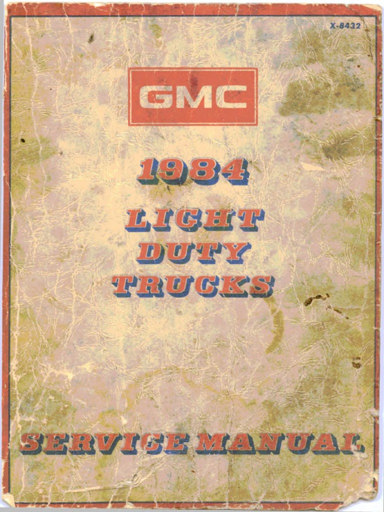 84 Chevy P30 454 Wiring Diagram Electrical Diagrams For A 1984 Trusted Ignition Switch Gmc Light
