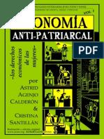 Economía Anti-Patriarcal 1 - A.C.Sur - Astrid Agenjo Calderón & Cristina Santillán