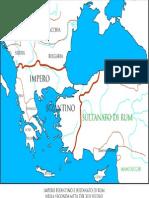 1265, Post, Sultanato Di Rum e Impero Bizantino