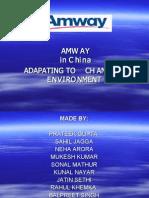 Final Amway