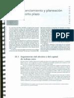 Financiamiento y Planeacion a Corto Plazo