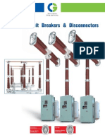 Gas Circuit Breaker DS