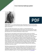 Winslow Homer.docx 2