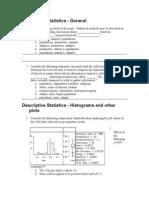 quality management in healthcare docx | Scatter Plot | Histogram