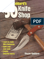 Wayne Goddard's 50 Dollar Knife Shop-Origional Edition-PDF