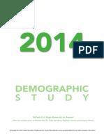 CIES Demographic Study (2014)