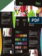 Floralife Aqua Colors Brochure