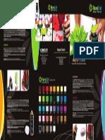 Floralife Aqua Colors Brochure Deutschland
