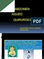 Abdomen Quirurgico
