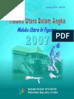 Maluku Utara Dalam Angka 2007