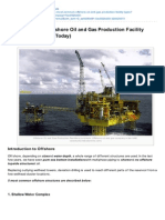 EEP- 5 Most Common Offshore Oil and Gas Production Facility Types You Can See Today