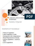 Labour law - An overview