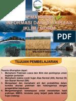 Pemahaman Informasi Iklim Musim BAWIL4