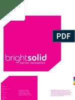 Brightsolid corporate brochure