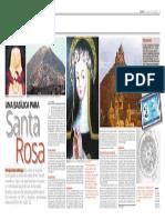 Una basílica para Santa Rosa
