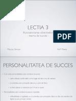 Lectia 3 PDF