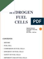 Fuel Cellscharu