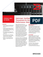 Optimized, Certified Optical Transceivers for the Highest-Performance Data Center Fabrics