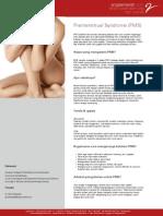 Angsamerah   Premenstrual Syndrome